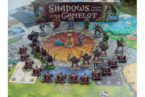 Shadows Over Camelot | Quondam et Futurus | Fandom powered ...