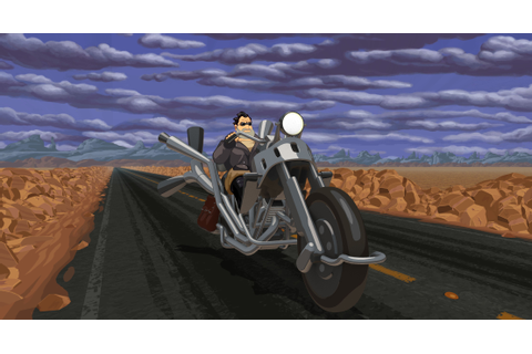 Full Throttle Remastered (2017) download | macOS