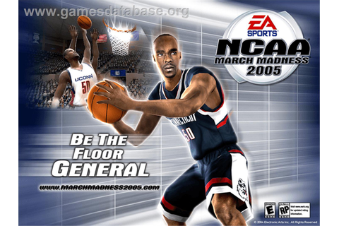 NCAA March Madness 2005 - Microsoft Xbox - Games Database