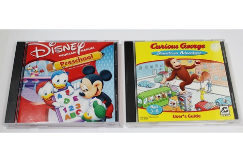 Disney s Mickey Mouse Preschool And Curious George ...