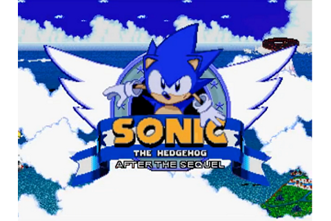 Sonic: After the Sequel - Wikipedia