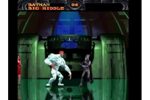 Batman Forever SNES Game - Final Fight - YouTube