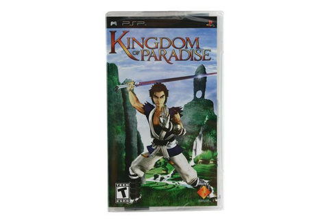 Kingdom of Paradise PSP Game SONY - Newegg.com