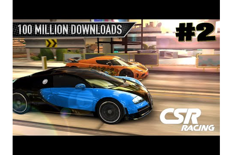 Racing Game #2 (CSR Racing) - Official HD GamePlay Trailer ...