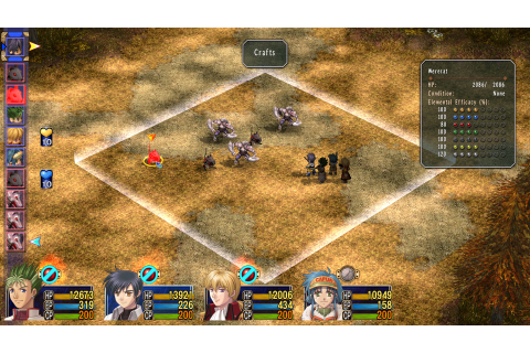 REVIEW: The Legend of Heroes: Trails in the Sky the 3rd ...