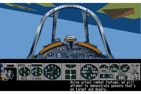 Download Air Warrior - My Abandonware