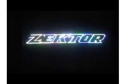 "Sega ""Zektor"" Arcade Game - YouTube"