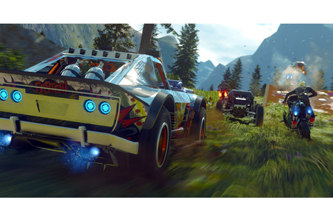 Onrush is a racing game for people who love Overwatch ...