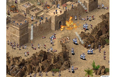 Stronghold Crusader Screenshots, Pictures, Wallpapers - PC ...