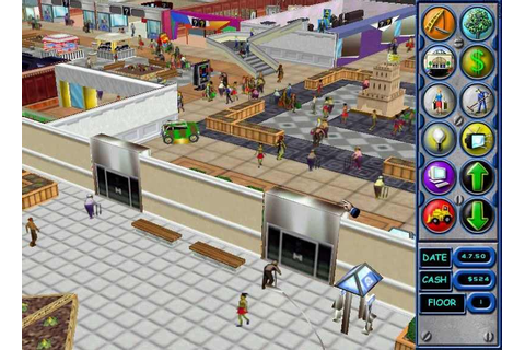 Mall Tycoon 2 Download Free Full Game | Speed-New