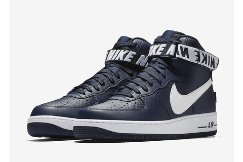 Nike Air Force 1 High NBA Statement Game - Sneaker Bar Detroit