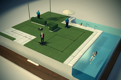 'Hitman Go' turns cold-blooded murder into an iPad board ...