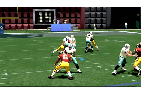 NFL 2K13: The Replication Series - YouTube