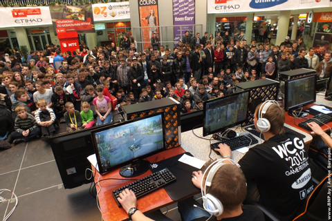 FIFA 14 Joins League Of Legends For World Cyber Games 2013 ...