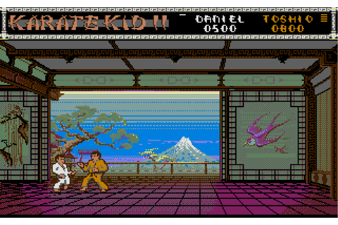 Download The Karate Kid: Part II - The Computer Game - My ...