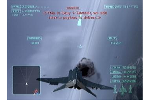 Screens: Ace Combat: Distant Thunder - PS2 (25 of 35)