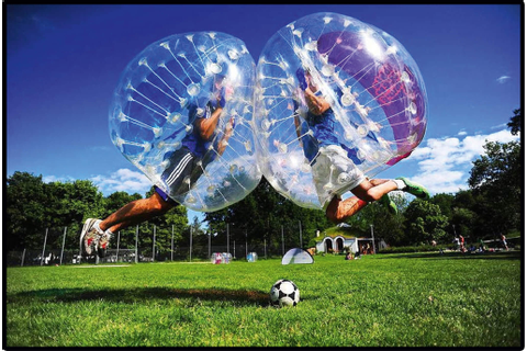 Bubble Soccer spielen - Future Games World - Manching ...