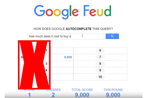 Google Feud Game - Play Google Feud Online for Free at ...