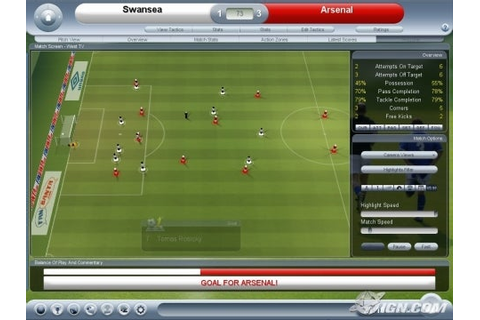 Championship Manager 2008 UK Review - IGN