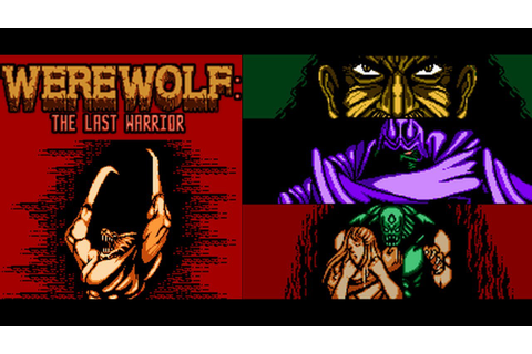 Let's Play Werewolf: The Last Warrior: Complete Game - YouTube