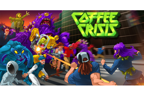 Coffee Crisis beat em up action live on Steam - Linux Game ...