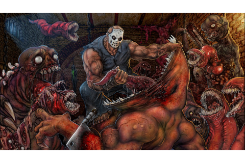 Splatterhouse 3 Full HD Wallpaper and Background ...