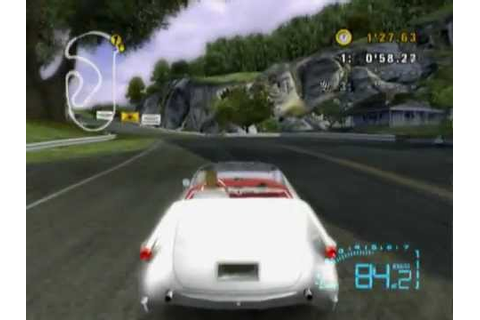 Corvette (PS2 Gameplay) - YouTube