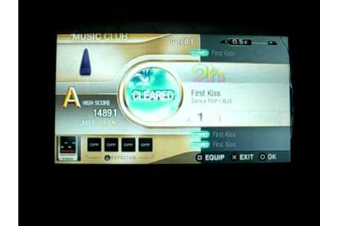 DJ Max Portable Clazziquai Edition PSP Gameplay - YouTube
