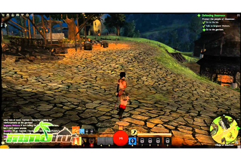 Guild Wars 2 Gameplay - First Look HD - YouTube