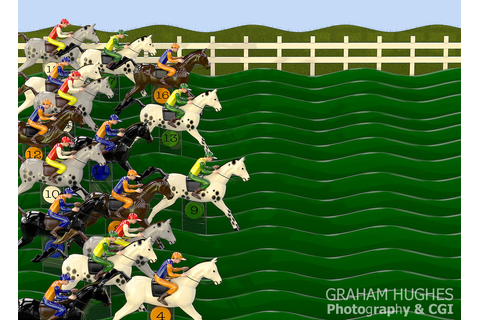 Carnival Horse Racing Game. | Graham Hughes Photography & CGI