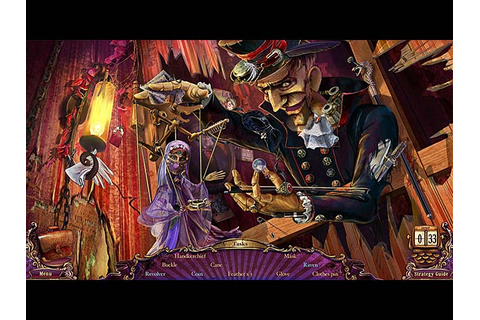 Mystery Case Files®: Fate's Carnival Collector's Edition ...