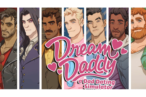 DREAM DADDY - A Dad Dating Sim - Yep, dad jokes #1 - YouTube