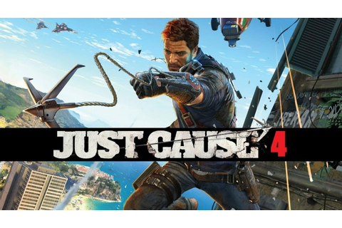 Just Cause 4 Leaked Screenshots Show A Fantastic Game