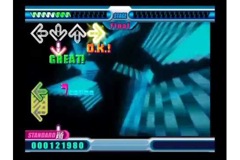 DDRMax: Dance Dance Revolution (PlayStation 2) Dark Black ...