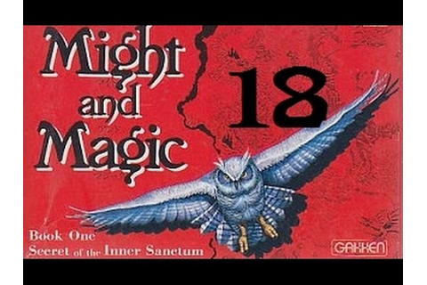 Let's Play - Might & Magic: Secret of the Inner Sanctum ...