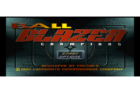 Ballblazer Champions (PSX) Game - Playstation Video Game Room