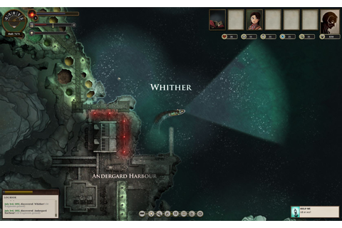 Sunless Sea review (Early Access) | PC Gamer