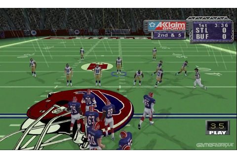NFL QB Club 2002 Download Game | GameFabrique
