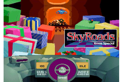 Download Skyroads Xmas Game Full Version For Free