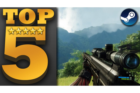 Top 5 FREE TO PLAY FPS Games On Steam 2016 (Best F2P Steam ...