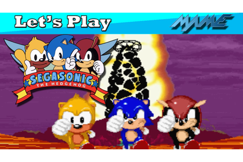 Sega Sonic the Hedgehog - Arcade - Full Game Playthrough ...