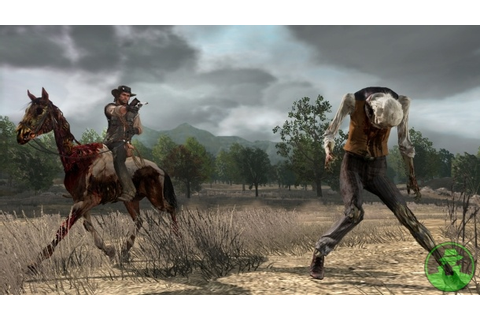 GameSpy: Red Dead Redemption: Undead Nightmare (or How I ...