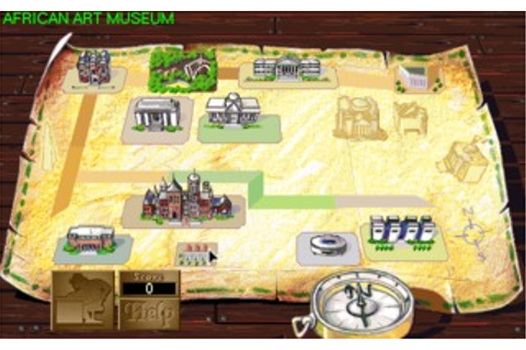 Mystery at the Museums Game Download