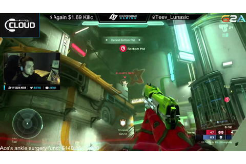 Team Beyond 2k Astro Halo 5 Tournament - CLG vs Elevate ...