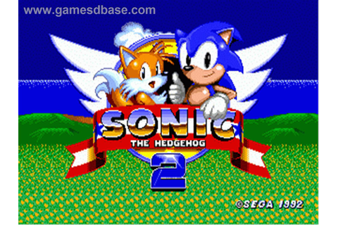 Sonic the Hedgehog 2 Now Available on Google PlayAndroid ...