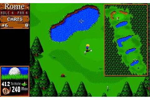 Sensible Golf Download (1994 Sports Game)