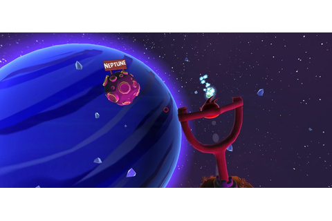 Introducing Angry Birds Space VR - VRScout