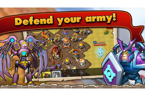 Clash of Heroes Apk Mod Unlock All | Android Apk Mods