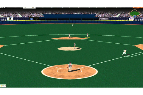 Microsoft Baseball 2001 - 9 Innings - YouTube