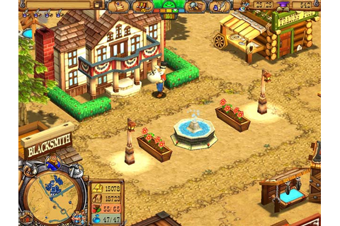 games: Westward 3: Gold Rush